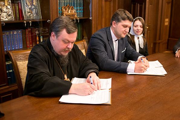 В Казани подписали соглашение о сотрудничестве с Всемирным Русским Народным Собором