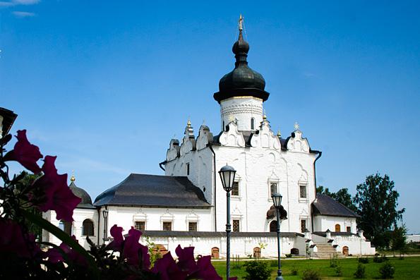 Успенский собор и Троицкая церковь Свияжска могут войти в список Всемирного наследия Юнеско