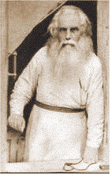 Святитель Кирилл в ссылке