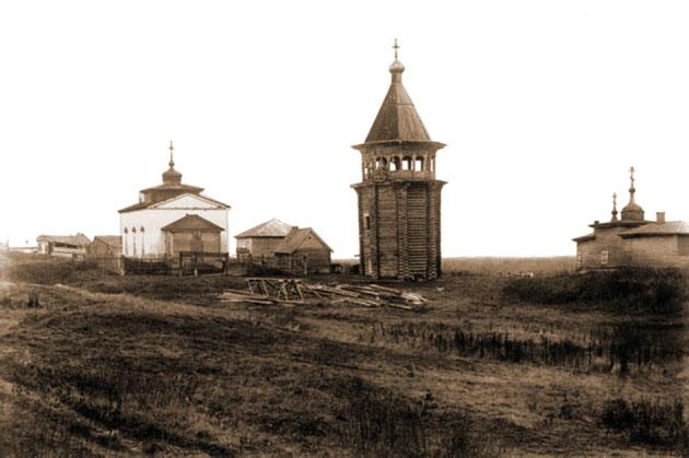 Туруханский край