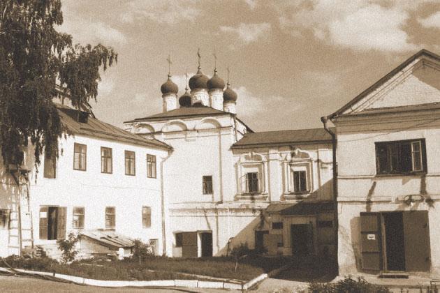 Иоанно-Предтеченский монастырь Казани