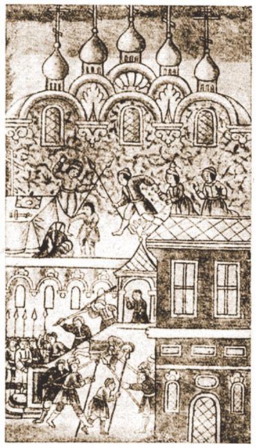 «Стрелецкий бунт». Вторая четверть XVIII в.