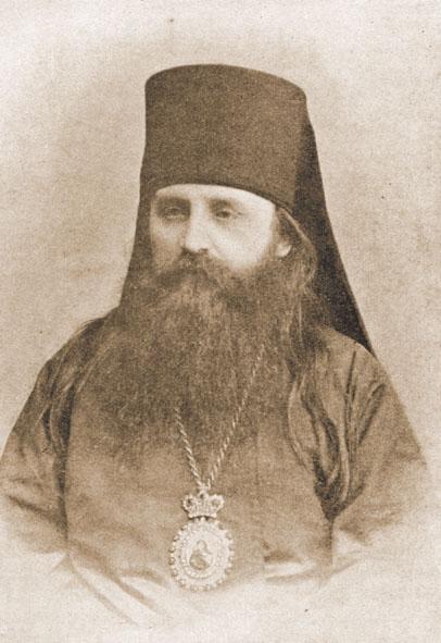 Ректор КазДА еп. Антоний (Храповицкий)