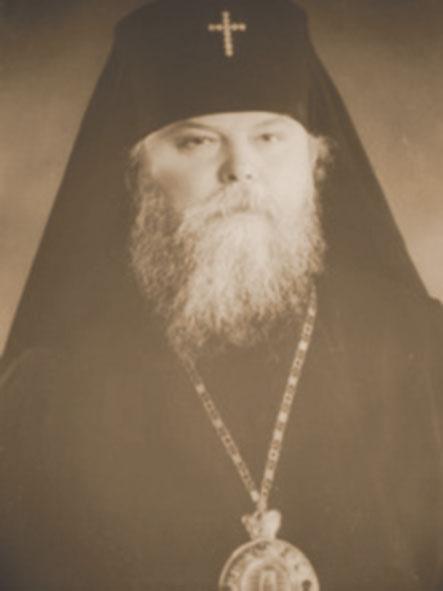 Архиепископ Андрей (Сухенко)