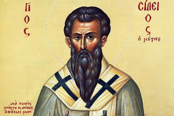 Святитель Василий Великий, архиепископ Кесарии Каппадокийской (379 г.)