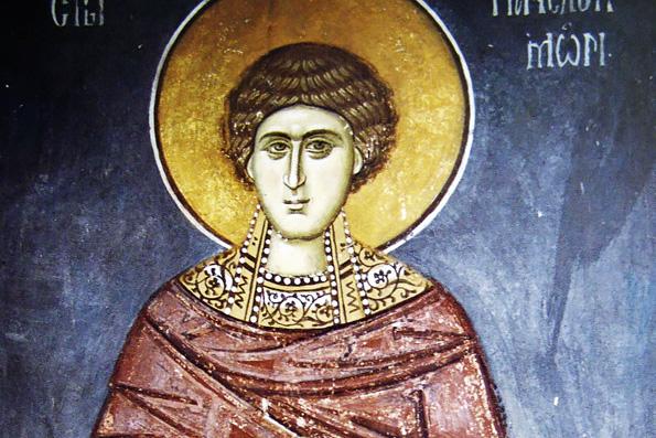 Великомученик и целитель Пантелеимон (305 г.)