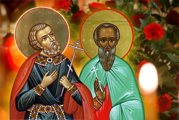 Мученики Стефан и Петр Казанские (1552 г.)