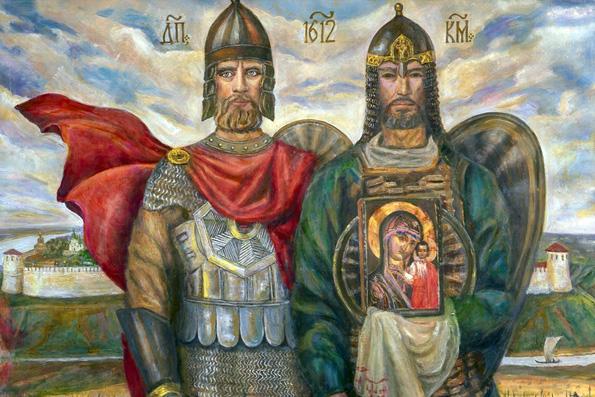 С какой иконой Богородицы Казанской была освобождена Москва в 1612 году