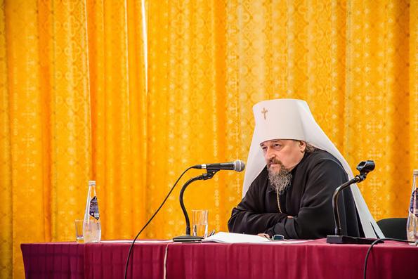 Митрополит Иоанн: «Миссионеры должны быть на передовой по исполнению благословений Святейшего Патриарха»