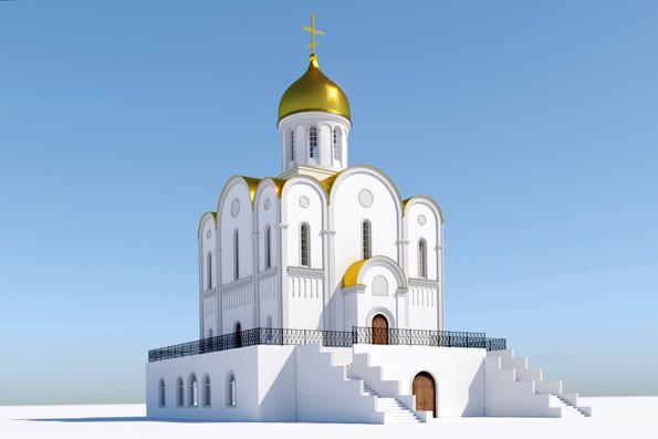 Храм мучениц Веры, Надежды, Любови и матери их Софии, город Азнакаево