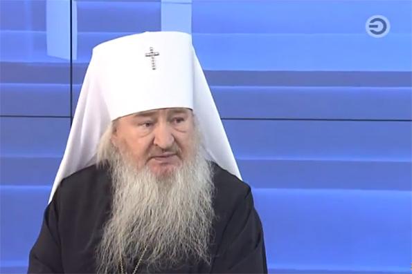 Митрополит Феофан: Религия всегда будет цементирующим фактором в жизни общества