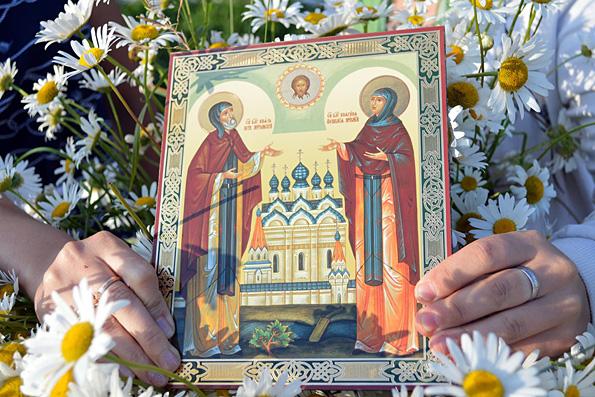 В Челнах отпразднуют День семьи любви и верности