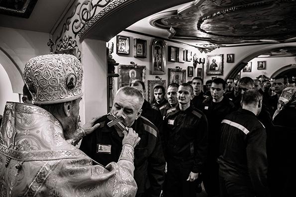 Приход в ИК-5: заключенные стремятся к эталону православной жизни