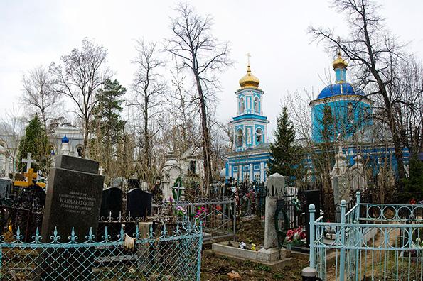 Казанский храм Ярославских Чудотворцев