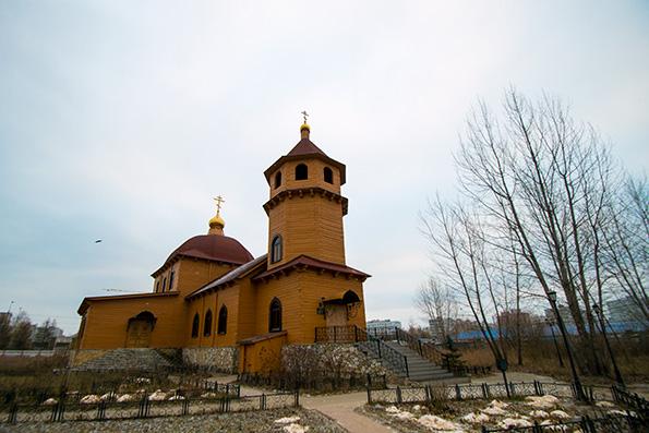 Приход Рождества Христова, город Казань