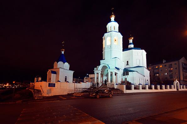 Патницкая церковь, Казань