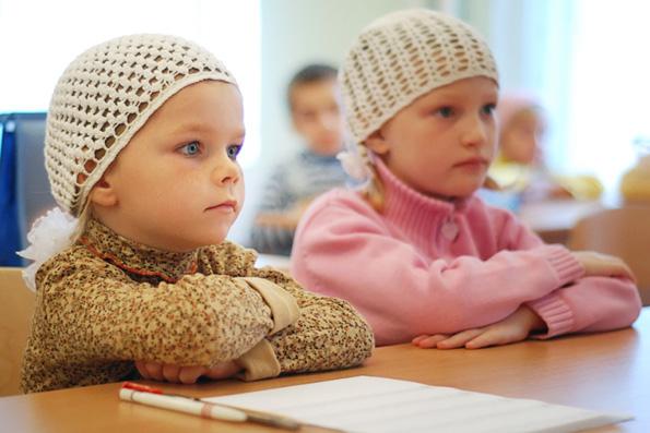 Воскресным школам Москвы будет разрешено использовать школьные классы общеобразовательных учебных заведений