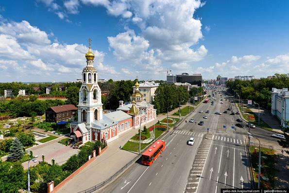 Варваринская церковь