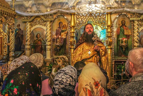 В Зеленодольске прошли встречи с протоиереем Артемием Владимировым