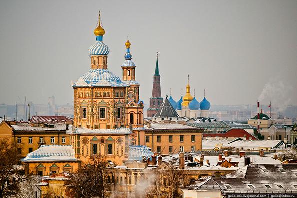 Благочиннический округ города Казани
