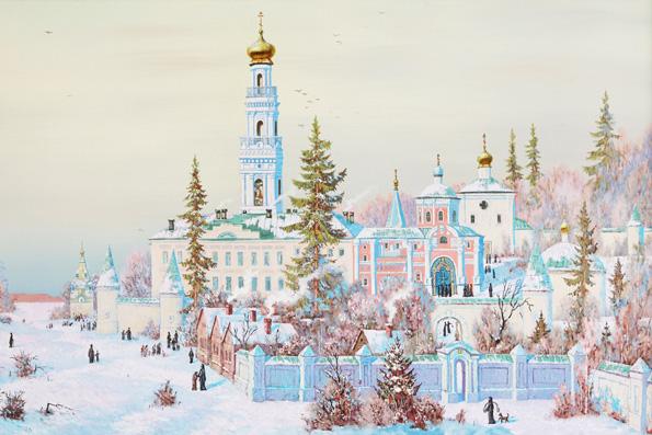 Свято-Введенский Кизический мужской монастырь