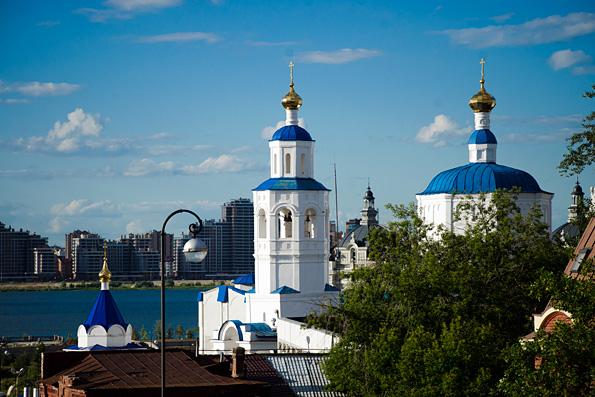Храм великомученицы Параскевы Пятницы, г. Казань