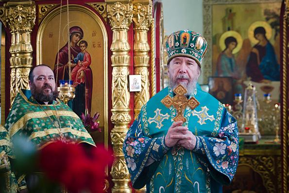 Митрополит Анастасий: выбор князя Владимира предопределил исторический путь России