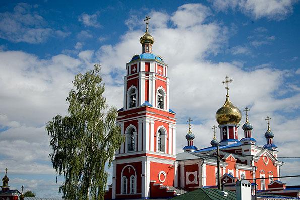 Троицкий собор, г. Тетюши