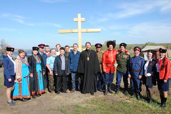 В Болгаре реализуется проект «Казачья слобода»