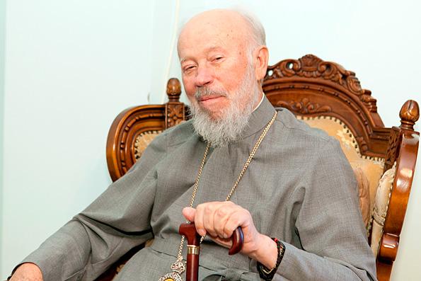 Памяти митрополита Киевского и всея Украины Владимира