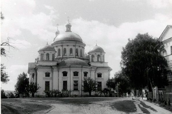 Собор Казанской иконы Божией Матери. Казанско-Богородицкий монастырь