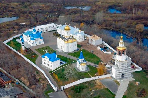 Свято-Успенский Зилантов монастырь
