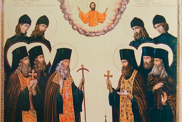 Преподобномученики Зилантова монастыря