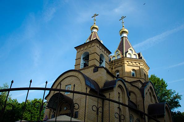 Храм святых мучениц Веры, Надежды и Любови и матери их Софии, г. Казань
