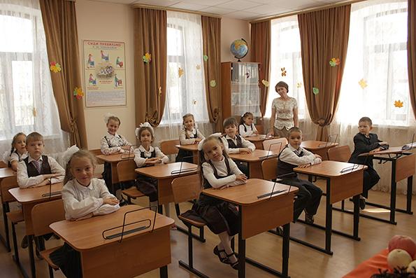 В Казани открылась православная гимназия