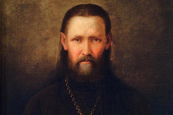 Посещение праведным Иоанном Кронштадтским Казанского края
