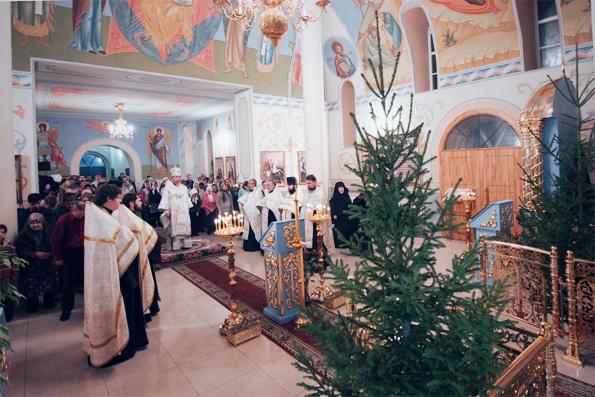 Митрополит Анастасий посетил Елабужское и Закамское благочиния