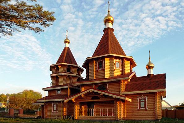 Церковь Петра и Павла, село Балчиклы