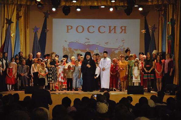 В Чистополе прошел I Фестиваль православной и патриотической песни «Возрождение»