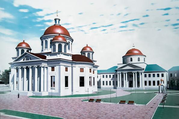 Митрополит Феофан: Воссоздание Казанского собора послужит укреплению единства и нравственного состояния жителей Татарстана