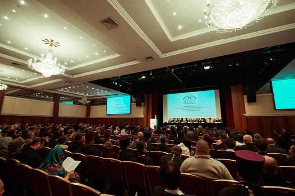 В Казани прошел II Форум православной общественности Республики Татарстан