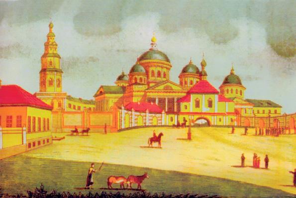 Жизнь Казанско-Богородицкого монастыря