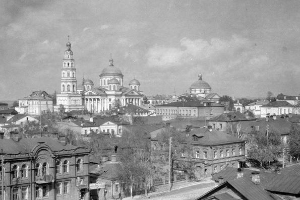 Казанско-Богородицкий монастырь: строительство с высочайшим участием