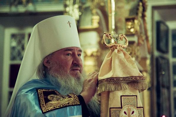 Проповедь митрополита Феофана в день памяти святителя Николая Чудотворца