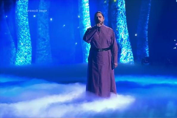 Победителем музыкального проекта Голос стал иеромонах Фотий