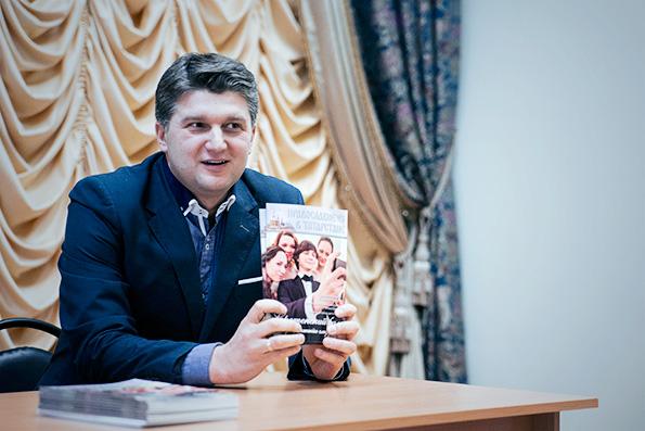 Максим Андреев, директор духовно-просветительского центра «Казанский Собор»