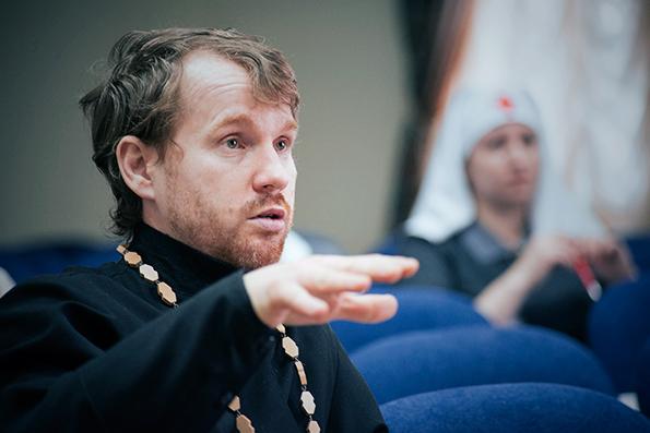 Иерей Сергий Петров