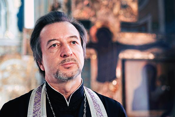 Протоиерей Иоанн Барсуков, настоятель Никольского собора