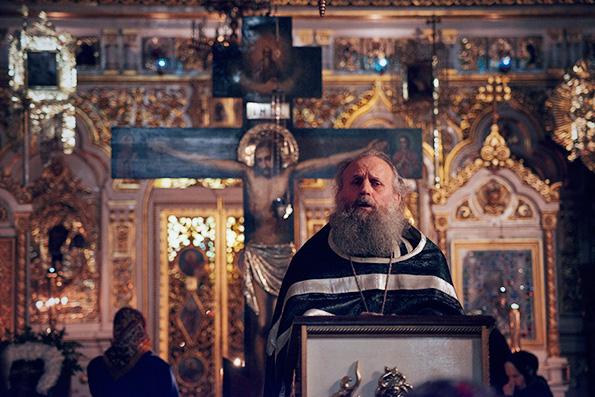 Протоиерей Николай Тимофеев. Пассия