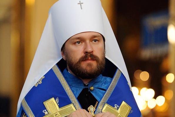 Казань посетит митрополит Волоколамский Иларион